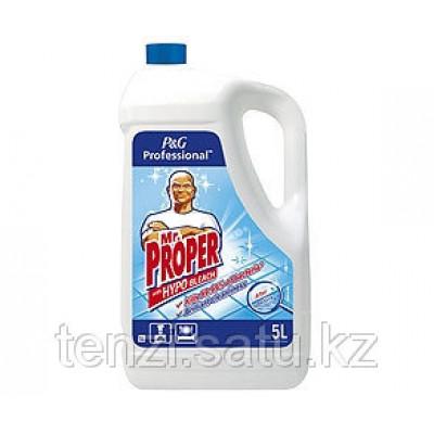MR PROPER, универсальное моющее средство для полов и стен с дезинфицирующими свойствами, 5л