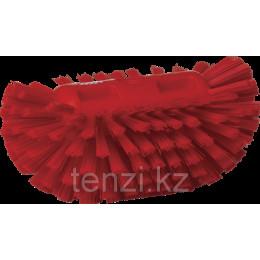 Щетка для очистки емкостей, 205 мм, Жесткий, красный цвет