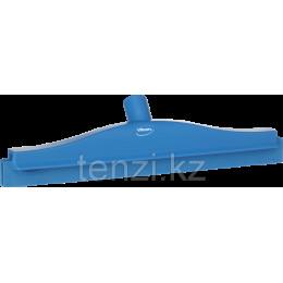 Гигиеничный сгон для пола со сменной кассетой, 405 мм, синий цвет