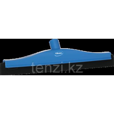 Классический сгон для пола со сменной кассетой, 400 мм, синий цвет