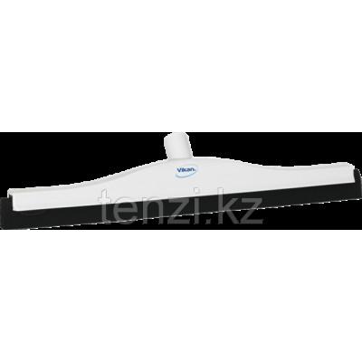 Классический сгон для пола со сменной кассетой, 500 мм, белый цвет