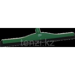 Классический сгон для пола со сменной кассетой, 600 мм, зеленый цвет