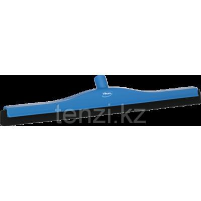 Классический сгон для пола со сменной кассетой, 600 мм, синий цвет