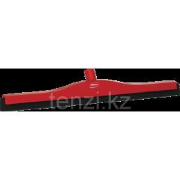 Классический сгон для пола со сменной кассетой, 600 мм, красный цвет