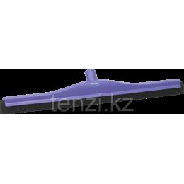 Классический сгон для пола со сменной кассетой, 600 мм, фиолетовый цвет