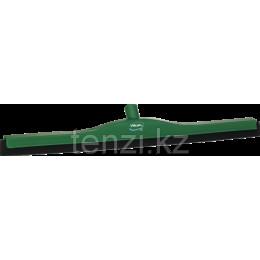 Классический сгон для пола со сменной кассетой, 700 мм, зеленый цвет