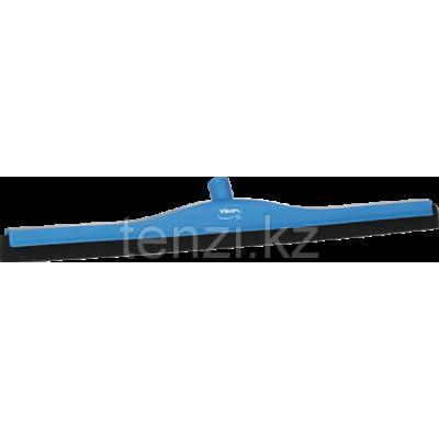 Классический сгон для пола со сменной кассетой, 700 мм, синий цвет