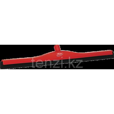 Классический сгон для пола со сменной кассетой, 700 мм, красный цвет