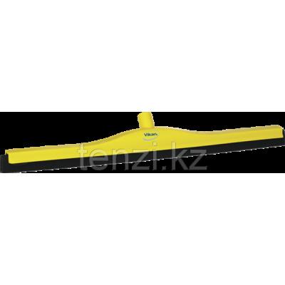 Классический сгон для пола со сменной кассетой, 700 мм, желтый цвет