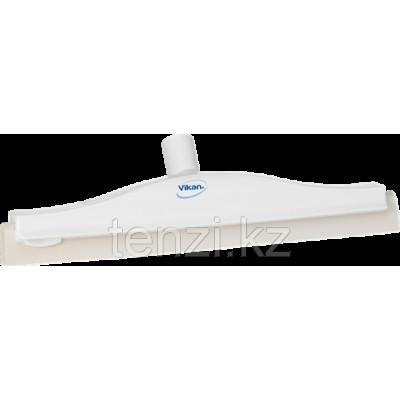 Классический сгон для пола с подвижным креплением, сменная кассета, 400 мм, белый цвет