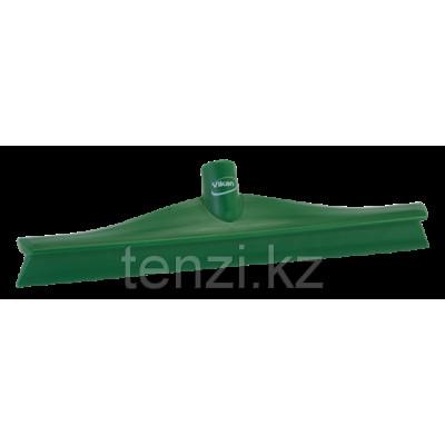 Сверхгигиеничный сгон , 400 мм, зеленый цвет