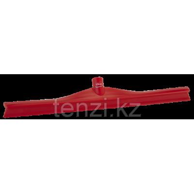 Сверхгигиеничный сгон, 600 мм, красный цвет