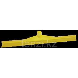 Сверхгигиеничный сгон, 600 мм, желтый цвет