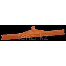 Сверхгигиеничный сгон, 600 мм, оранжевый цвет