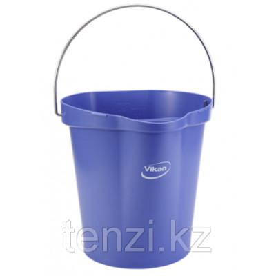 Ведро, 12 л, фиолетовый цвет