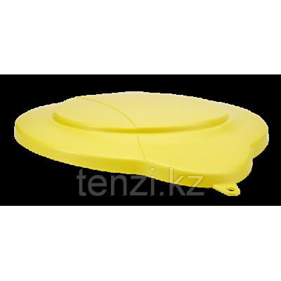 Крышка для ведра, 12 л, желтый цвет