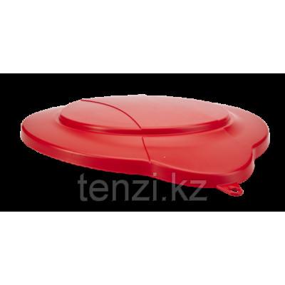 Крышка для ведра, 6 л, красный цвет