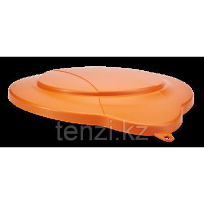 Крышка для ведра, 6 л, оранжевый цвет