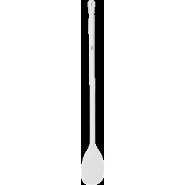 Весло-мешалка большая, Ø31 мм, 1200 мм, белый цвет