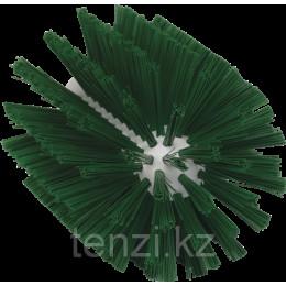 Щетка для очистки мясорубок, Ø135 мм, средний ворс, зеленый цвет