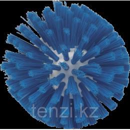 Щетка для очистки мясорубок, Ø135 мм, средний ворс, синий цвет