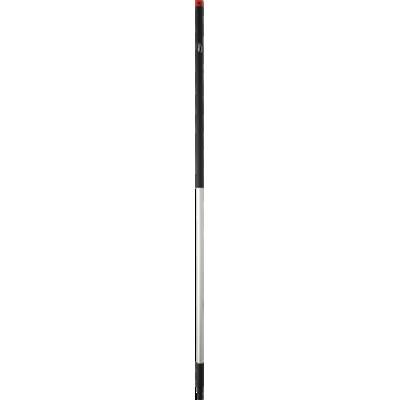 Ручка из алюминия с подачей воды, Ø31 мм, 1545 мм, черный цвет