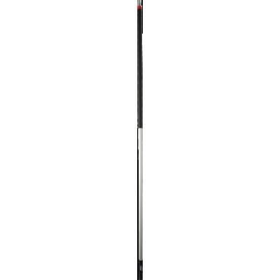Алюминиевая ручка с подачей воды с бытроразъемным соединением, Ø31 мм, 1920 мм, черный цвет
