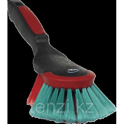 Ручная щетка, 320 мм, Мягкий/ расщепленный, черный цвет