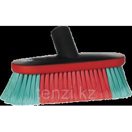 Щетка для автомобиля с подачей воды, 230 мм, Мягкий/ расщепленный, черный цвет