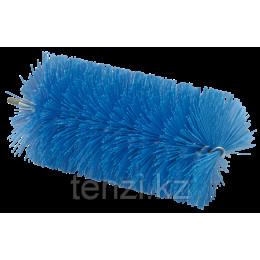 Ерш, используемый с гибкими ручками, Ø90 мм, 200 мм, средний ворс, синий цвет