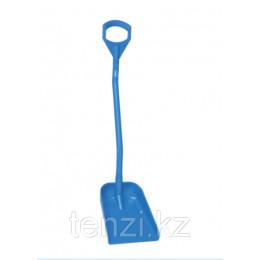 Эргономичная лопата, 340 x 270 x 75 мм., 1110 мм, синий цвет