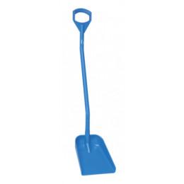 Эргономичная лопата, 340 x 270 x 75 мм., 1280 мм, синий цвет