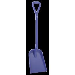 Лопата, 327 x 271 x 50 мм, 1040 мм, фиолетовый цвет