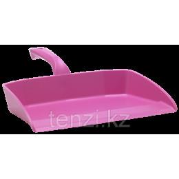 Совок для мусора, 330 мм, Розовый