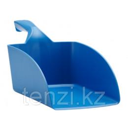 Совок ручной большой, 2 л, синий цвет