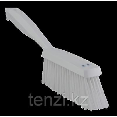 Ручная щетка, 330 мм, средний ворс, белый цвет