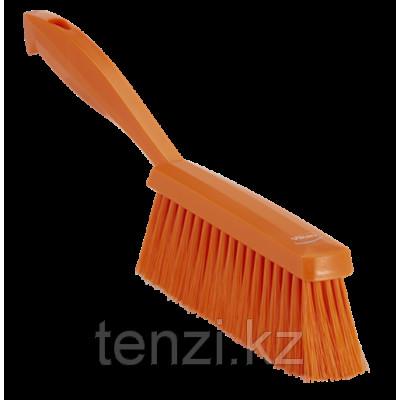 Ручная щетка, 330 мм, Мягкий ворс, оранжевый цвет