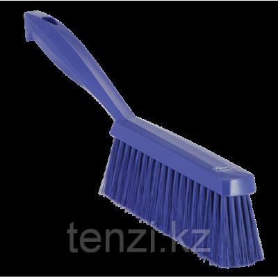 Ручная щетка, 330 мм, Мягкий ворс, фиолетовый цвет