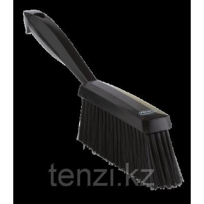 Ручная щетка, 330 мм, Мягкий ворс, черный цвет