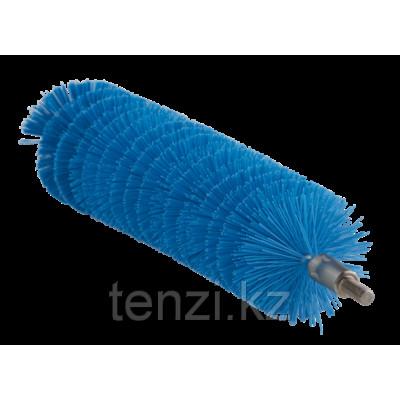Ерш, используемый с гибкими ручками, диаметр 40 мм, 200 мм, средний ворс, синий цвет