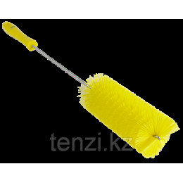 Ерш для чистки труб, диаметр 60 мм, 510 мм, средний ворс, желтый цвет