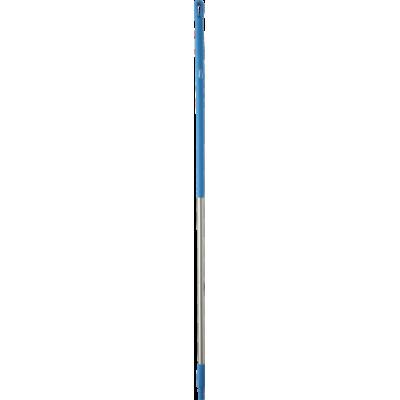 Ручка эргономичная алюминиевая, Ø31 мм, 1310 мм, синий цвет