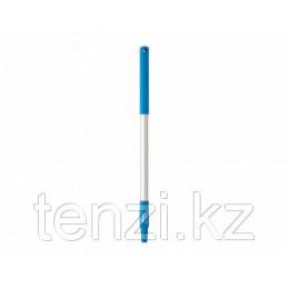 Ручка из алюминия, Ø31 мм, 650 мм, синий цвет