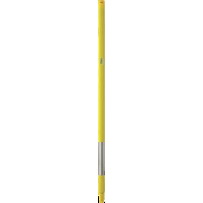Ручка из нержавеющей стали, Ø31 мм, 1025 мм, желтый цвет