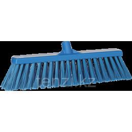 Щетка для подметания сверхпрочная, 530 мм, Очень жесткий, синий цвет