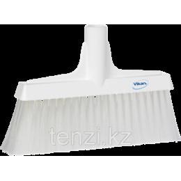 Щетка для подметания мягкая, 260 мм, Мягкий/жесткий ворс, белый цвет