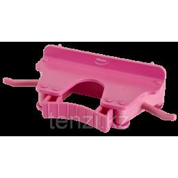 Настенное крепление для 1-3 предметов, 160 мм, розовый цвет