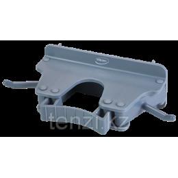 Настенное крепление для 1-3 предметов, 160 мм, серый цвет