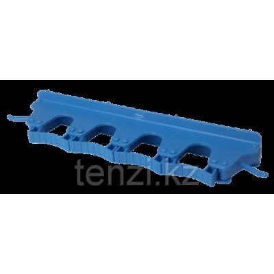 Настенное крепление для 4-6 предметов, 395 мм, синий цвет