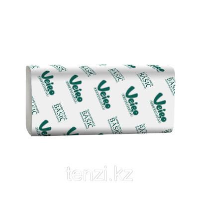 Полотенца для рук W сложения Veiro Professional Basic